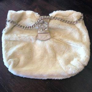 Baby Phat Fur Purse
